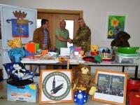 Kosovo: contingente italiano consegna materiale di beneficenza raccolto dagli alpini di Cordenons