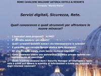 Security Manager e Sicurezza Nazionale: a Roma il congresso nazionale ANSSAIF