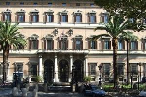 L'Ambasciata Americana a Roma