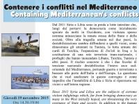 La guerra alle porte: convegno dell'IsAG a Roma