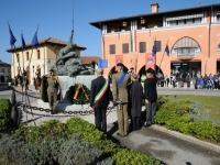 Pozzuolo del Friuli commemora l'anniversario dei fatti d'arme