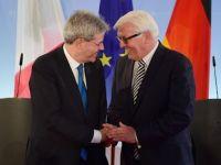 I ministri Gentiloni e Steinmeier inaugurano il Centro di Documentazione Eccidio Padule di Fucecchio