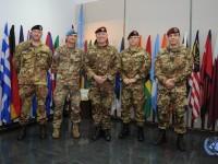 Libano: il generale Bertolini (COI) in visita a UNIFIL