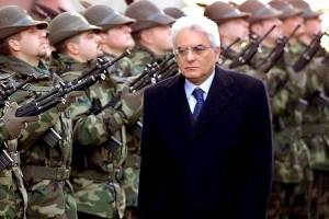 Il Consiglio Supremo di Difesa convocato dal presidente Mattarella