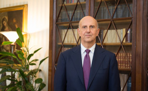 Il direttore generale del DIS Alessandro Pansa
