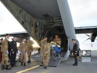 Feriti libici trasportati in Italia con C-130J dell'Aeronautica Militare