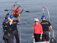 Ritrovato il cacciatorpediniere Gioberti affondato durante la II guerra mondiale