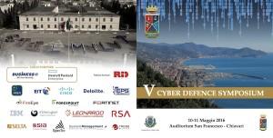 A Chiavari il V Cyber Defence Symposium