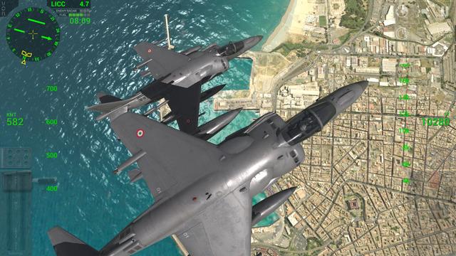 Il primo simulatore integrato aeronavale disponibile da oggi su App Store e Google Play