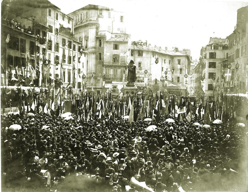 Una fiamma per la libertà: a Roma un incontro organizzato dal Grande Oriente d'Italia