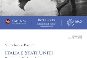 Gli Stati Uniti non sono responsabili del terrorismo in Italia: il prof. Pisano confuta varie tesi complottistiche nel suo libro <em>Italia e Stati Uniti</em>