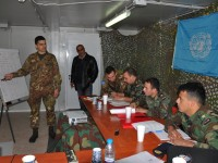 Libano: esercitazione congiunta tra caschi blu italiani e forze armate libanesi