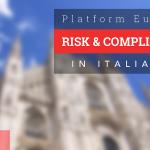 Una Piattaforma Europea in Italiano per Rischio e Compliance