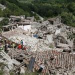 Terremoti di ieri ed oggi
