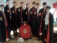 DeMolay: cerimonia di 'installazione' al Capitolo Roma n.1 – Racconto esclusivo e foto