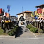 Pozzuolo del Friuli: grande partecipazione di autorità e pubblico per la cerimonia del centenario della battaglia