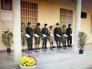 Caserme aperte a Remanzacco in occasione della Festa delle Forze Armate del 4 novembre