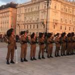 A Trieste le celebrazioni per l'anniversario dell'entrata delle truppe italiane