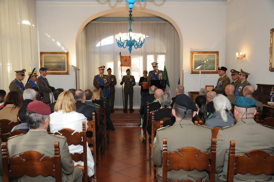 Cambio al vertice della brigata 'Pozzuolo del Friuli' – Al generale Cillo subentra il parigrado Parmiggiani