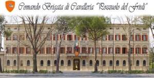 Gorizia: il Comando della Brigata di Cavalleria Pozzuolo del Friuli