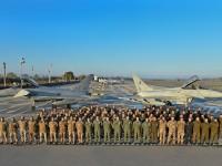 Bulgarian Horse: Eurofighter italiani concludono la missione di rinforzo alla difesa aerea bulgara e NATO