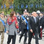 4 Novembre: il presidente Grasso e il capo di stato maggiore dell'Esercito al Sacrario Militare di Redipuglia