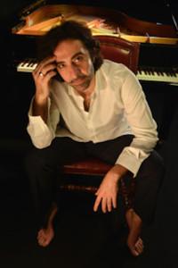 Il pianista Alessandro Conti