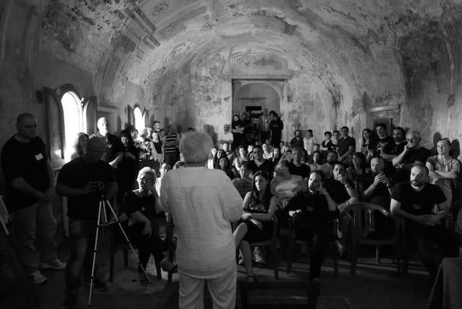 """Occutus Dark Festival - Per la prima volta satanisti e occultisti italiani """"aprono"""" le pagine dei propri grimori pubblicamente"""