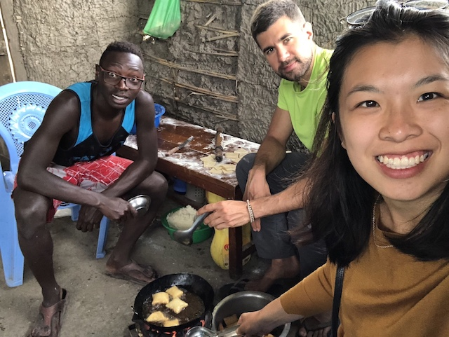 David volontario in Kenya: giovani e bambini del posto sognano l'Europa