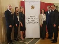 III Premio Giornalistico Nazionale 'La Rosa d'Oro': 27 luglio scadenza termini candidature